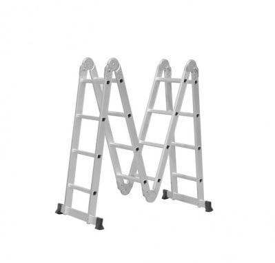 Многофункционална сгъваема стълба 4x4