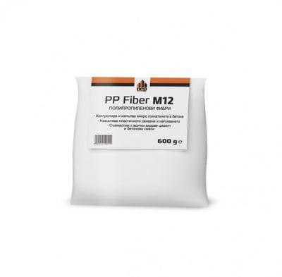 Полипропиленови фибри PP FiberM12 DCP