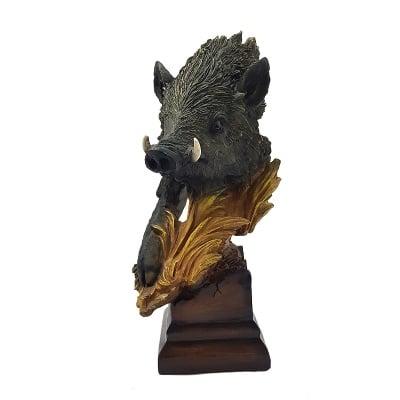 Статуетка - глава на глиган