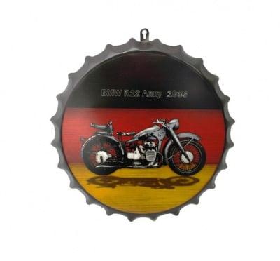 Метално пано Мотор Germany