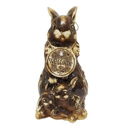 Градинска фигура  - зайци