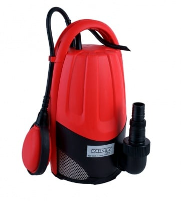 Потопяема водна помпа за мръсна вода RD-WP26 Raider