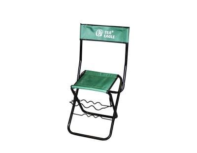 Рибарски стол със стойка за въдици