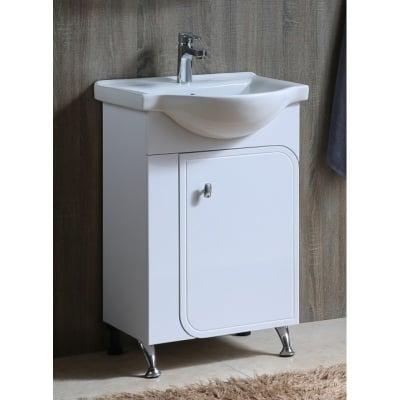 Комплект PVC шкаф и умивалник Марчело Inter Ceramic