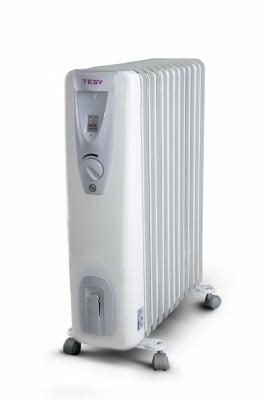 Маслен радиатор CB 2512 E01 R Tesy