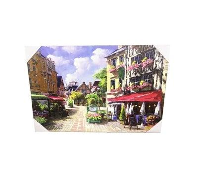 Картина Градски площад
