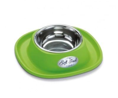 Купа за храна за котки и кученца Soft Touch