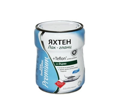 Яхтен лак Teflon® 650 мл. Dekorator Premium