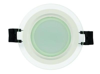 LED Стъклен панел за вграждане