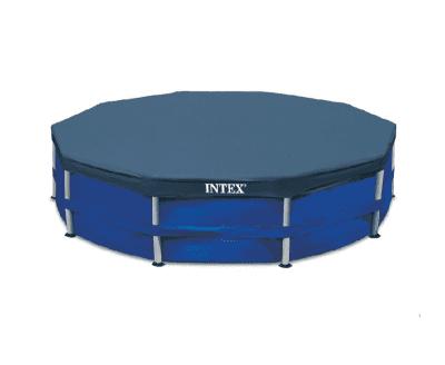 Покривало за басейн -твърд борд Intex