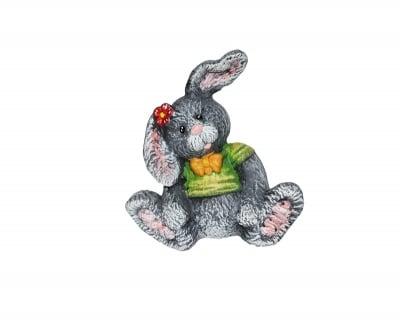 Керамична фигура -Зайче
