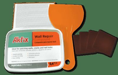 Комплект за ремонт на стена Akfix