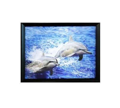 Картина 3D Делфини