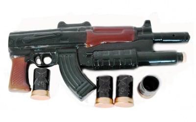 Керамичен сервиз - автомат АК-47
