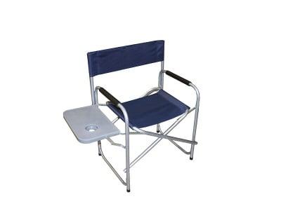 Сгъваем рибарски стол с масичка