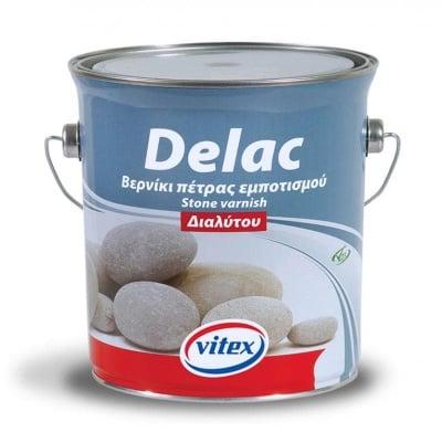 Лак алкиден за камъни DELAC