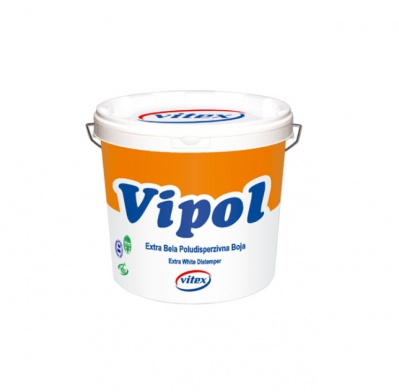 Интериорна винилова боя Vipol Vitex