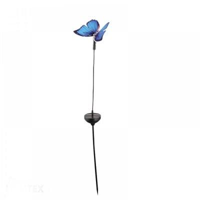 LED соларна лампа Пеперуда