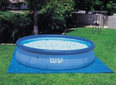Подложка за басейн Intex
