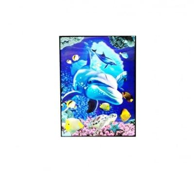 Картина 5D Морско дъно