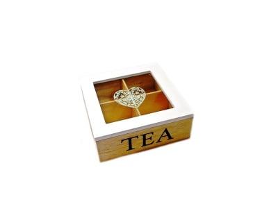Кутия за чай Винтидж