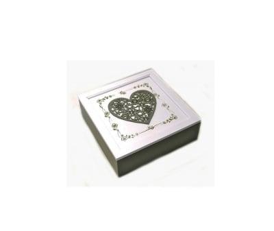 Кутия за чай Heart