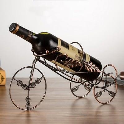 Стойка за вино Колело