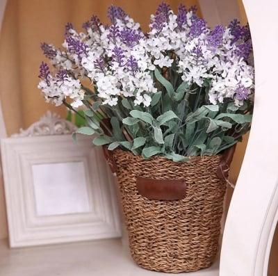 Изкуствено цвете-стрък Лавандула