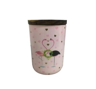 Буркан за съхранение Фламинго