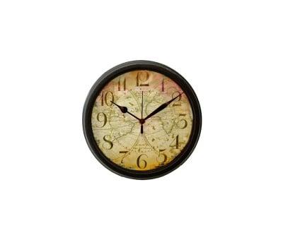 Стенен метален часовник