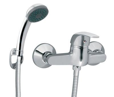 Стенен смесител за душ Vasto Ferro
