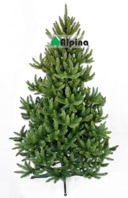 Изкуствена елха -див смърч Алпина 120 см.