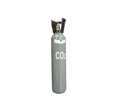 Бутилка въглероден диоксид CO2 Tig TAg