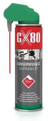 Многофункционална смазка с тефлон CX80 spray 500 мл.