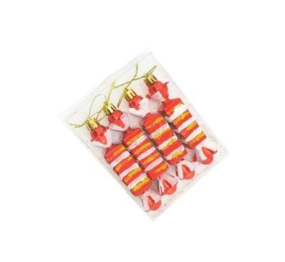 Комплект играчки за елха-Бонбони