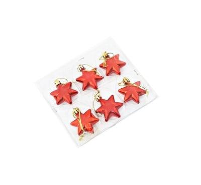 Комплект играчки за елха-Звездички