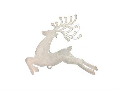 Коледен Брокатен елен