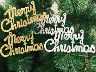 Играчки за елха Merry Christmas
