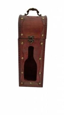 Кутия за вино - вертикална