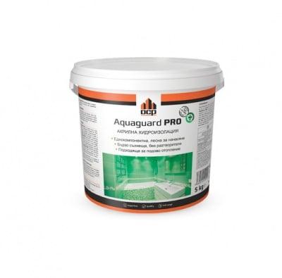 Акрилна хидроизолация 5кг.Aquaguard Pro DCP