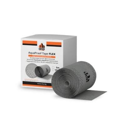 Хидроизолационна лента 10м. AquaProof Tape Flex DCP