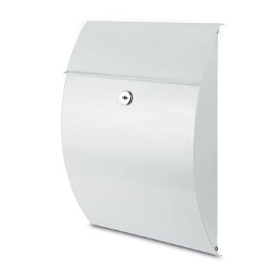 Пощенска кутия CAPRI - бяла