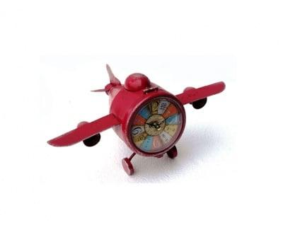 Настолен часовник-Ретро самолет