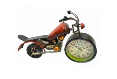 Настолен часовник -Ретро мотор