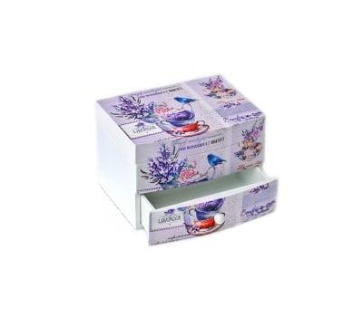 Музикална кутия за бижута-Лавандула