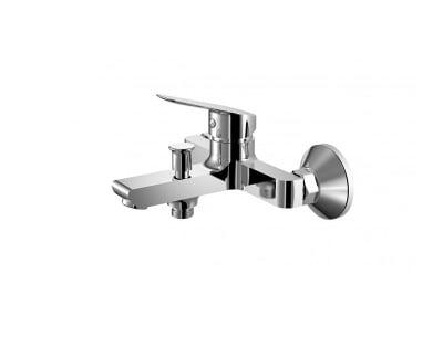 Стенен смесител за вана и душ Alfi Inter Ceramic
