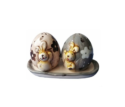 Комплект сол и пипер-Яйце