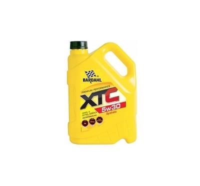 Масло Bardahl - XTC 5W30-5 л.