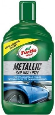 Вакса за бои маталик с добавен тефлон (PTFE) - Turtle Wax