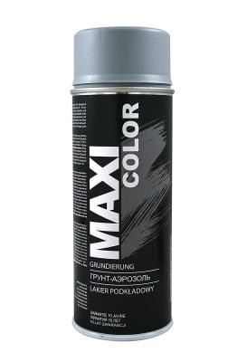 Акрилен спрей Maxi Color грунд сив - 400 мл